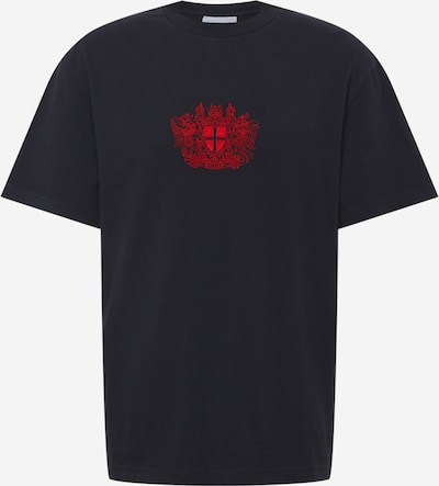 Han Kjøbenhavn Shirt in Red / Black, Item view