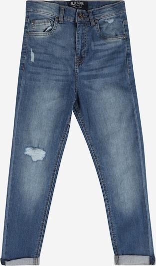 BLUE SEVEN Jean en bleu denim, Vue avec produit