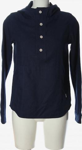 BURTON Top & Shirt in S in Blue