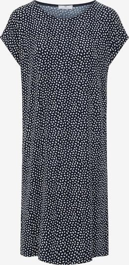Peter Hahn Jurk in de kleur Blauw / Marine / Wit, Productweergave
