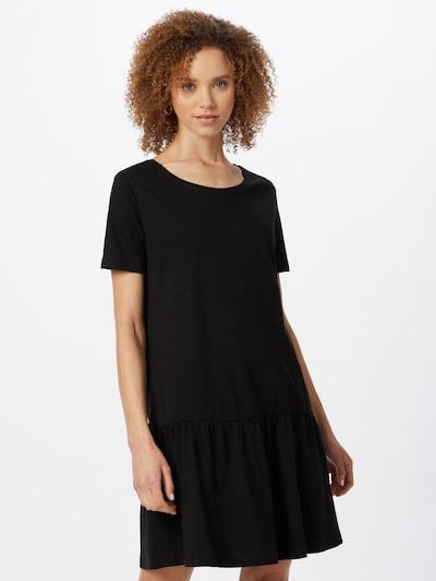 Urban Classics Kleid in schwarz, Modelansicht