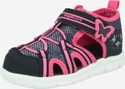 KangaROOS Sandale 'Butty' in nachtblau / grau / pink, Produktansicht