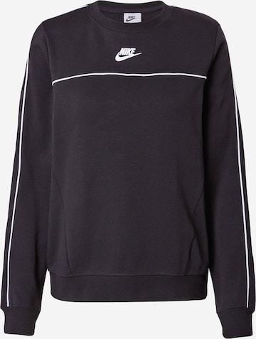 Nike Sportswear Dressipluus 'Nike Sportswear', värv must