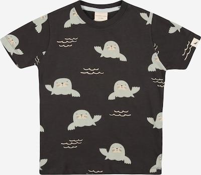 Turtledove London T-Shirt 'Seals' en beige / gris / noir, Vue avec produit