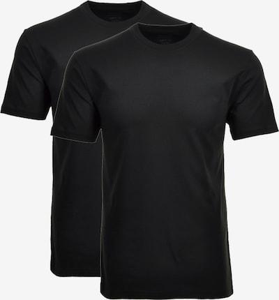 Ragman T-Shirt in schwarz, Produktansicht