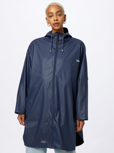 Weather Report Outdoor coat 'FLAME' in Navy, View model