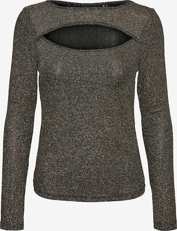 Vero Moda Petite Shirt 'Celina' in Black