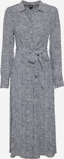 s.Oliver BLACK LABEL Shirt dress in Blue / White, Item view