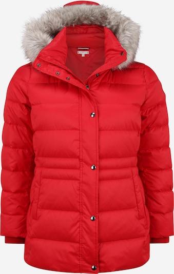 Žieminė striukė iš Tommy Hilfiger Curve , spalva - raudona, Prekių apžvalga