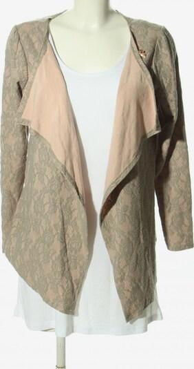 Himmelblau by Lola Paltinger Cardigan in M in nude / khaki, Produktansicht