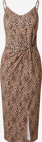 EDITED Dress 'Maxine' in Brown