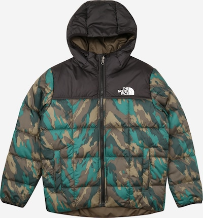 THE NORTH FACE Sport-Jacke 'Perrito' in grün / mischfarben, Produktansicht