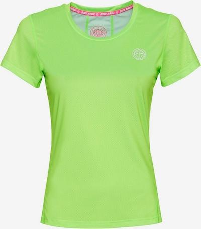 BIDI BADU T-Shirt Calla Tech mit dezentem Logo-Motiv in hellgrün, Produktansicht