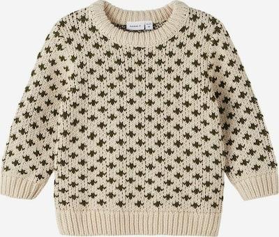 NAME IT Пуловер 'Osmo' в бежово / кафяво, Преглед на продукта