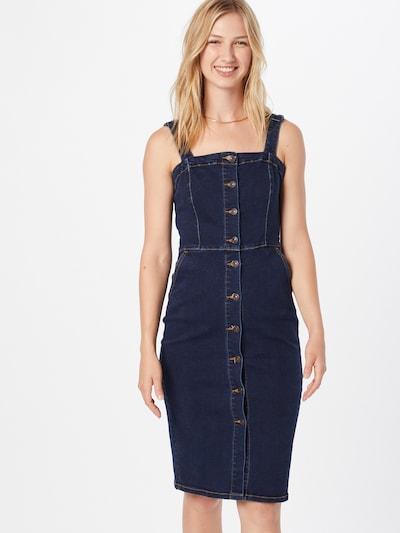 LTB Kleid 'Larsa' in dunkelblau, Modelansicht
