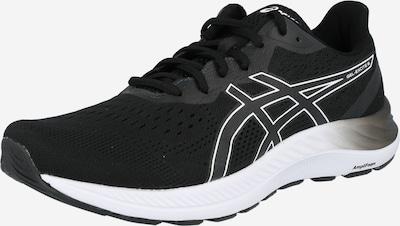 ASICS Zapatillas de running en negro / blanco, Vista del producto