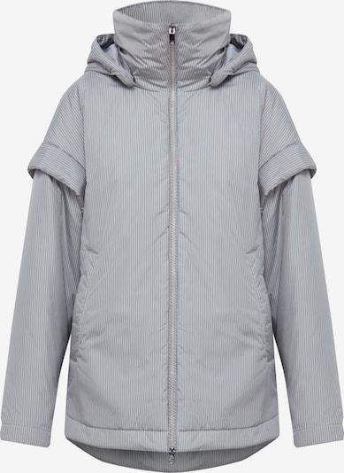 Finn Flare Between-Season Jacket in Grey / White, Item view