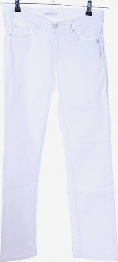 Angels Straight-Leg Jeans in 27-28 in weiß, Produktansicht