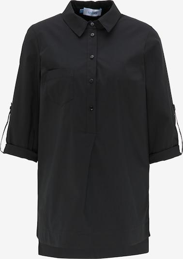usha BLUE LABEL Bluse in schwarz, Produktansicht