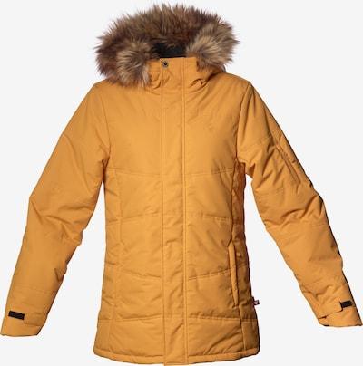 Isbjörn of Sweden Outdoorjacke 'DOWNHILL' in gelb, Produktansicht
