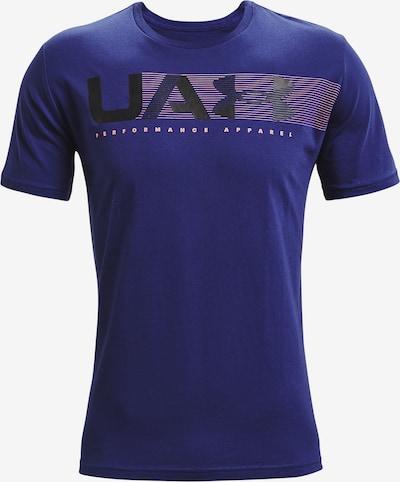 UNDER ARMOUR Functioneel shirt in de kleur Donkerblauw: Vooraanzicht