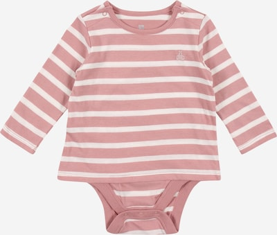 GAP Pijama entero/body en rosa / blanco, Vista del producto