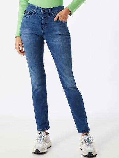 MAC Jeans 'Rich' in blue denim, Modelansicht