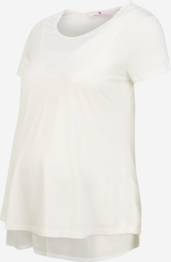 Tricou BELLYBUTTON pe alb, Vizualizare produs