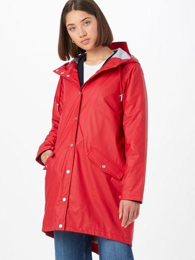 RINO & PELLE Mantel in rot, Modelansicht