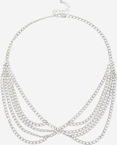 VILA Ketting in de kleur Zilver, Productweergave