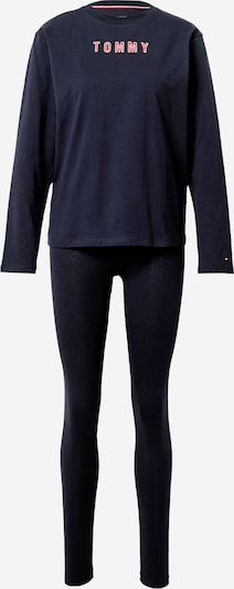 Tommy Hilfiger Underwear Pajama in red / black, Item view
