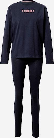 Tommy Hilfiger Underwear Pyjamas i röd / svart, Produktvy