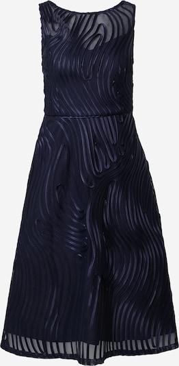 Adrianna Papell Robe de cocktail en bleu foncé, Vue avec produit