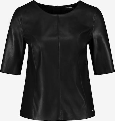 TAIFUN Shirt in schwarz, Produktansicht