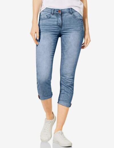 CECIL Jeans in de kleur Blauw, Modelweergave