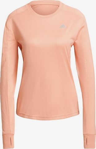 ADIDAS PERFORMANCE Sportshirt 'Own the Run' in Pink