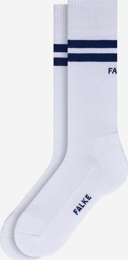 FALKE Socken in nachtblau / weiß, Produktansicht