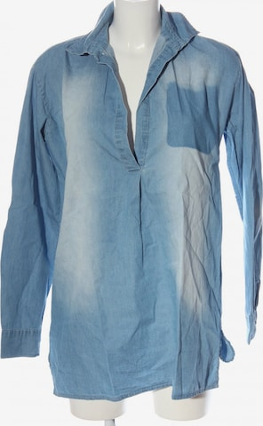 Susy Mix Blouse & Tunic in S in Blue