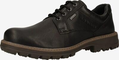 Pius Gabor Chaussure de sport à lacets en noir, Vue avec produit
