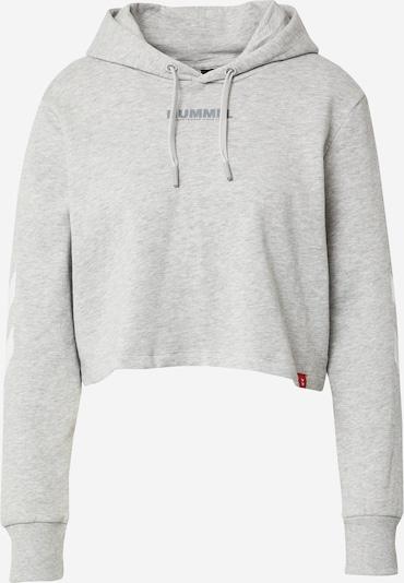 Hummel Sudadera en gris moteado, Vista del producto