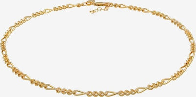 ELLI PREMIUM Halskette Basic Kette, Choker in gold, Produktansicht