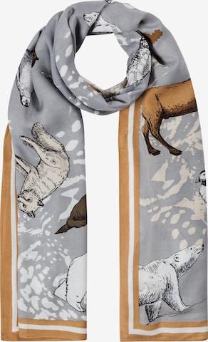 CODELLO Schal in Grau