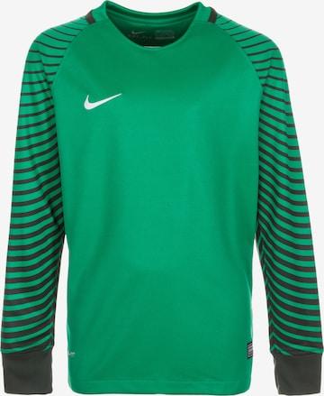 T-Shirt fonctionnel NIKE en vert
