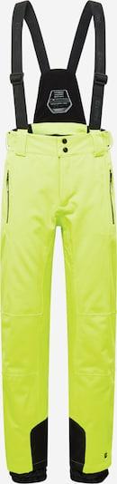 KILLTEC Outdoor Pants 'Enosh' in Light green / Black, Item view