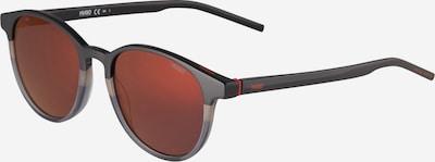 HUGO Slnečné okuliare '1127/S' - červená / čierna, Produkt