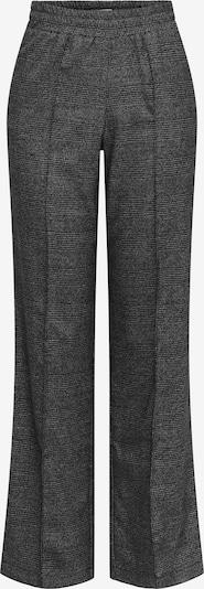 ONLY Hose in dunkelgrau / schwarz, Produktansicht