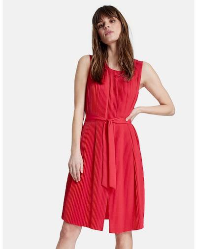 TAIFUN Dress in Red, View model