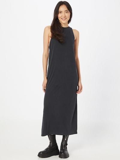 Karo Kauer Kleid 'Malu' in schwarz, Modelansicht