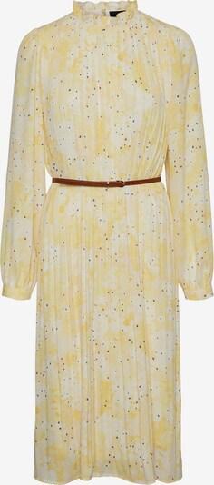 VERO MODA Šaty 'Floria' - tmavě modrá / žlutá / světle žlutá, Produkt
