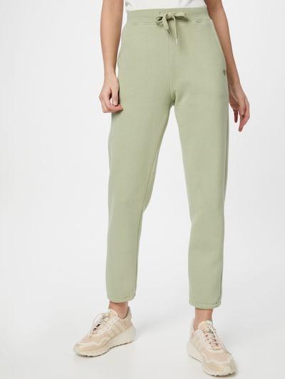 OPUS Панталон 'Malea' в светлозелено: Изглед отпред